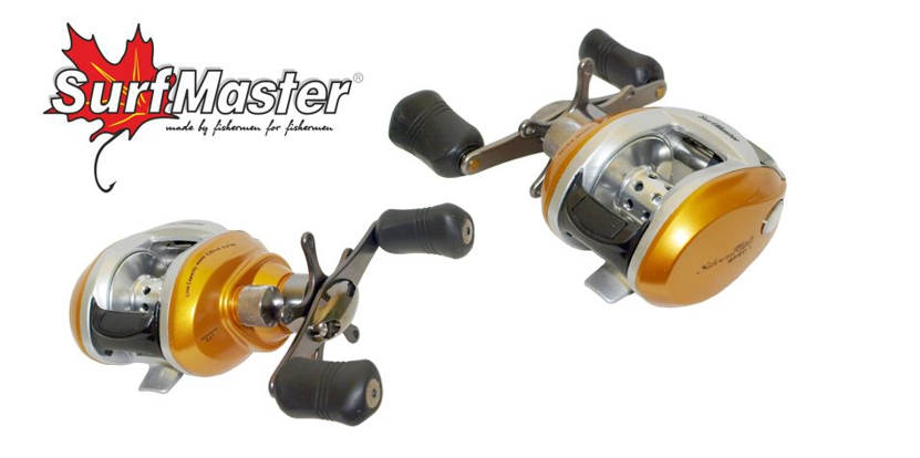Surf Master spole Silver fishies