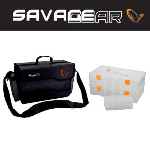 SG 4-Box System Bag