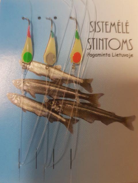 Sistemėlė STINTOMS-- 3