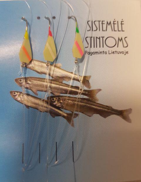 Sistemėlė STINTOMS- 3