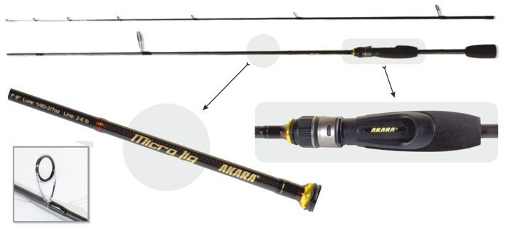 Spinning AKARA MICRO JIG TX-30 SL1003 2X