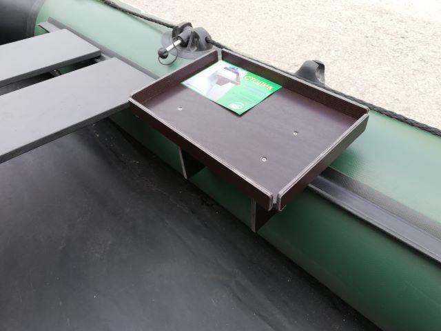 Laivas galds ir mazs