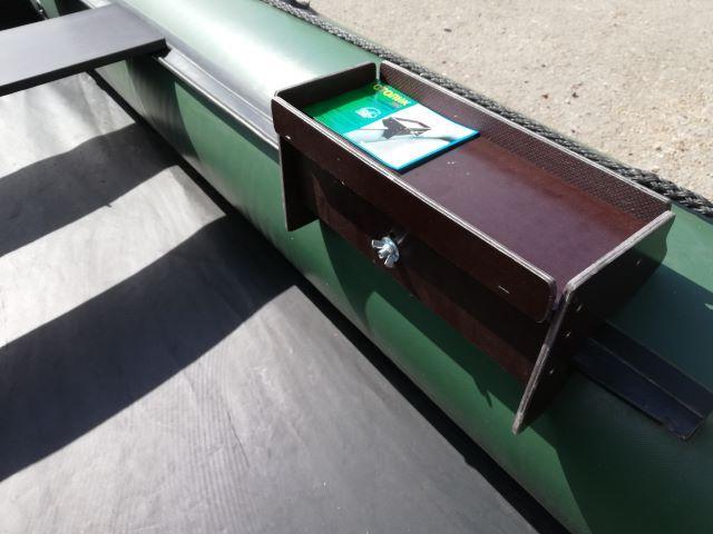 Laivas galds ir piestiprināts pie sānu sloksnes 315mm