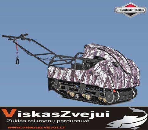Motovilkikas Standard B13ME