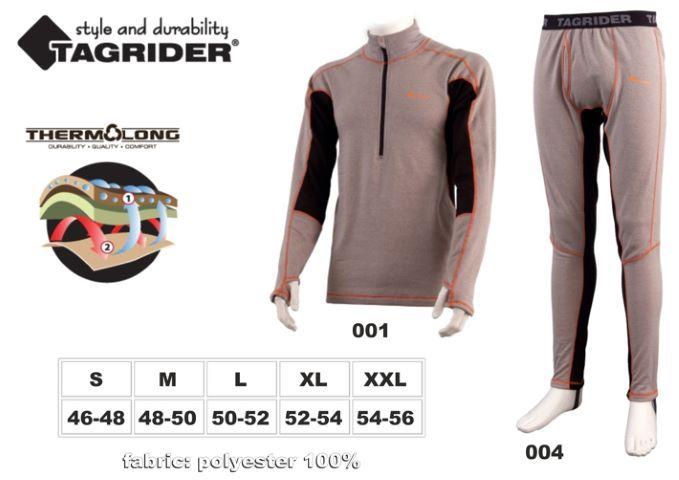 Thermal apģērbs TAGRIDER NORDLAND