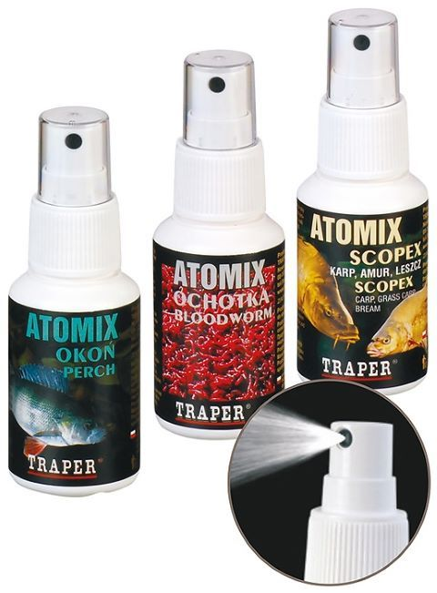Trapper atraktori Atomix