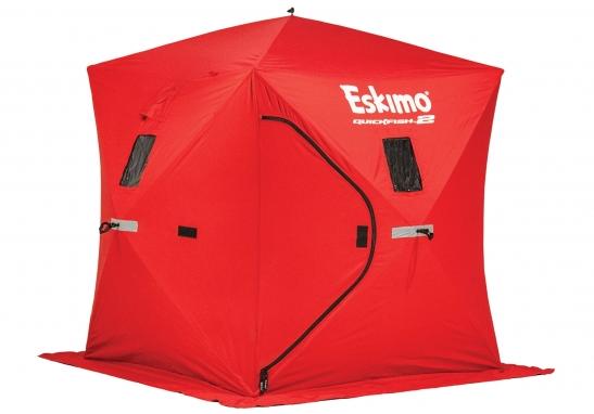 Triple ziemas telts Eskimo QuickFish 3
