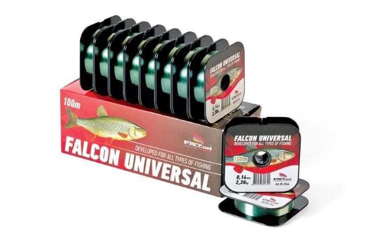 Makšķerēšana line / FALCON UNIVERSAL
