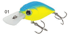 "Wobbler ""Filex lures Ares"""
