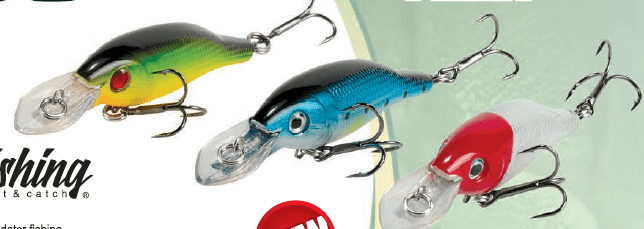 "Wobbler ""Filex lures Atos"""