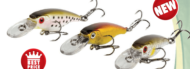 "Wobbler ""Filex lures dinamiskā"""