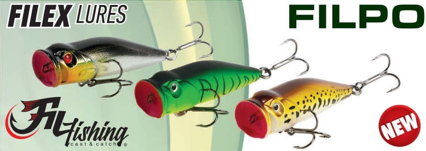"Vobleris  ""Filex Lures Filpo """
