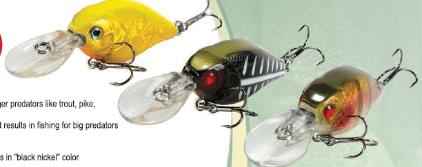 "Wobbler ""Filex lures spirāle"""