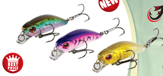 "Wobbler ""Filex lures Rapid"""