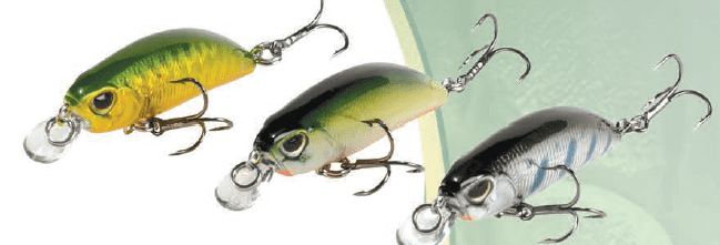 "Wobbler ""Filex lures Zenith"""