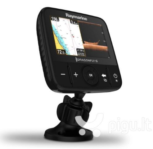 RAYMARINE spāre Pro 5 Sonar / GPS