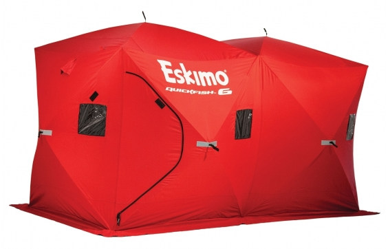 Pax ziemas telts Eskimo QuickFish 6