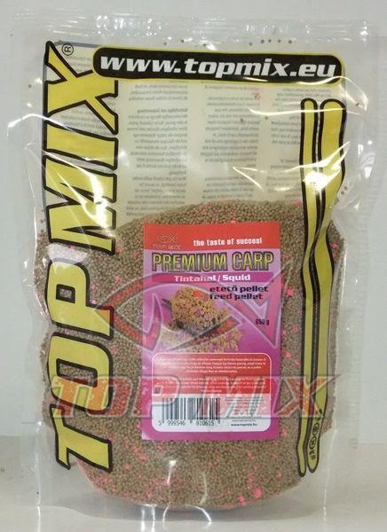 Barošanas granulas TopMix Premium Carp