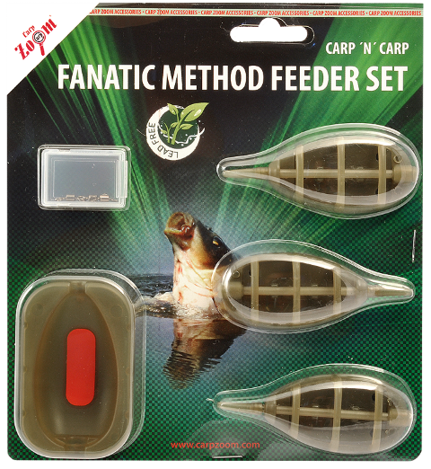 Fanātiķis metode Feeder Set