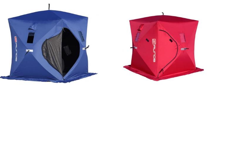 Ziemas telts Fleece Cube