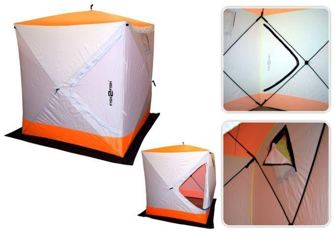 Ziemas telts kubs F2FA1 Cube I