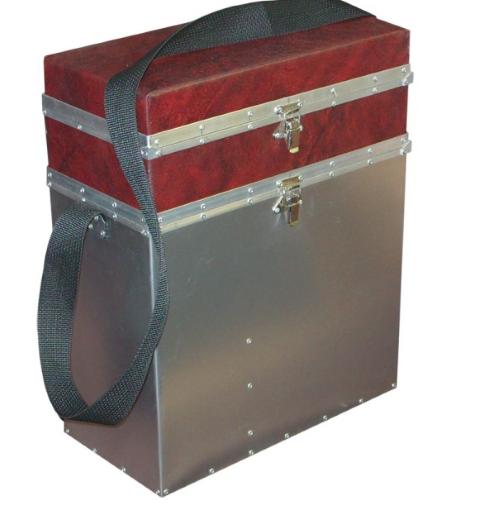 Ziemas Zvejnieka Box (Aluminum)
