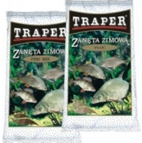 Ziemas Lopbarības Trapper vienkāršs