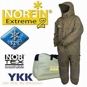 Ziemas uzvalks NORFIN EXTREME 2