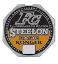 Ziemas līnija Steel Konger 30m