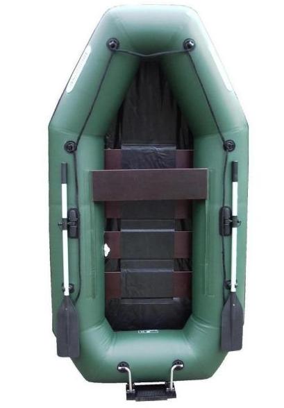 PVC zvejas laiva Promarine IPB (bottom sastāvs. Lentučiu)